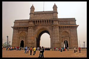 Gateway of India by lildreams