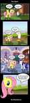 MLP: The Stare by PerfectBlue97