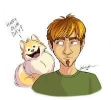 Happy Ollie Day by autogatos