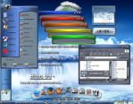 Blues OS by spider4webdesign