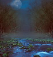 River premade BG by StarsColdNight