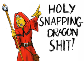 Holy Snapping... by thenumber42