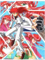 Kurama - Instances by Yuri-Nikko