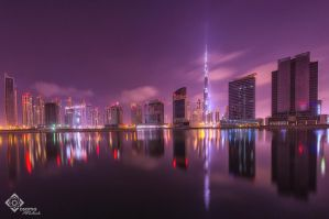 Magnificent Dubai by uaeprof