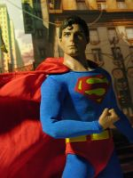 Superman - The Just by Riebeck