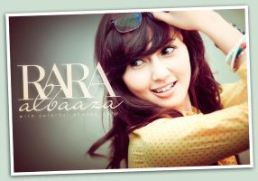 rara feat colorful by dantoadityo