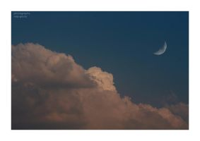 Moon Cloud .  .  . by Miss-Photo