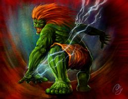 BLANKA by angelmarthy