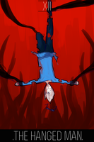 The Hanged Man by LittleTreeHugger