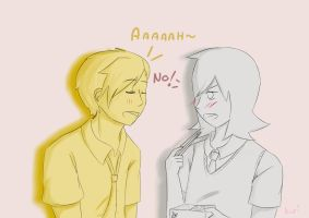 You want ME do WHAT by 0Kurichan0