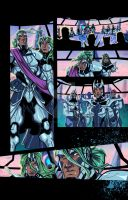 Terra preview comic page 4 by JoeyVazquez