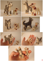 Needlefelt FKMTdogs by emlan