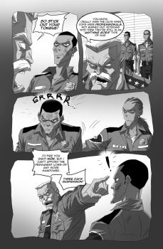 The Soul Issue 3 Preview Page 5 by WinstonWilliams
