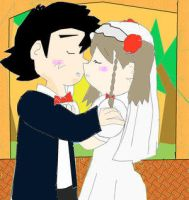 U May Now Kiss the Bride... by Advanceshipping