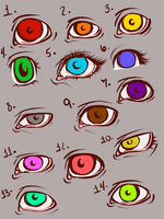 Eye see you by Spork-