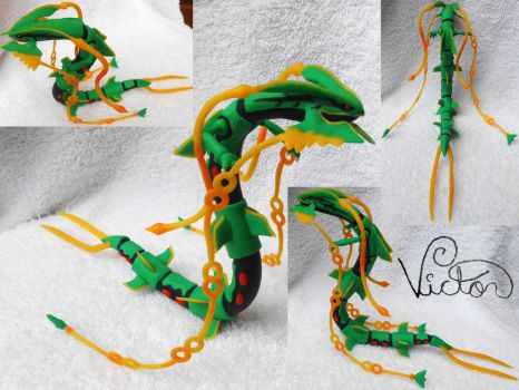 Rayquaza Primal by VictorCustomizer