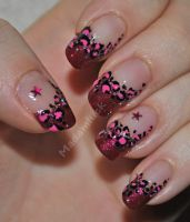 Pink Leopard by MadamLuck