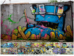 Monster Sk8park by The-Kiwie