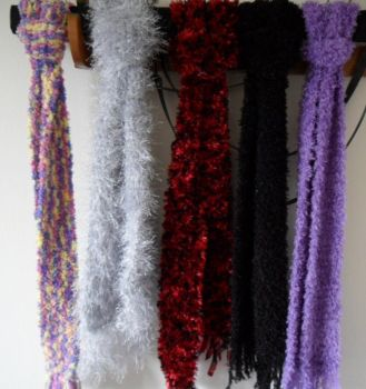 Scarves for Sale on Etsy by Chryssta