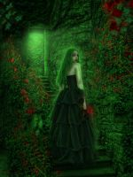 The Secret Garden by IvannaDark