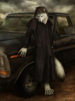 Commission - Old Wounds by jocarra