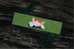 Friendship Bracelet 'Sleeping Cat' by releaserevolverenew