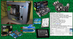 My Computer Specs PC - 2011 - SOLD OUT! by GT4tube