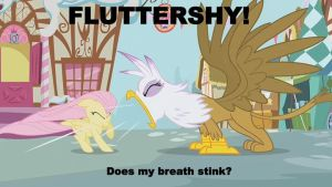 Gilda Needs A Mint by harpseal16
