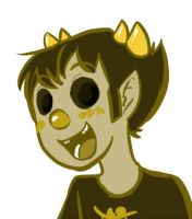 Blindy Sollux by LargM