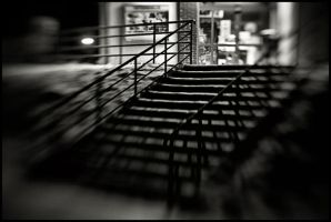 go upstairs night shopin' by keithpellig