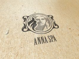 Anna Spa - Logo Template by genotas