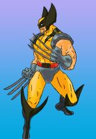 Wolverine by Sick-SadWorld