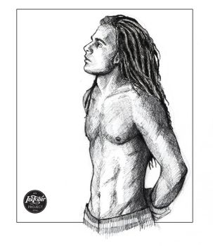 Dreadlocks Guy by disco-mouse