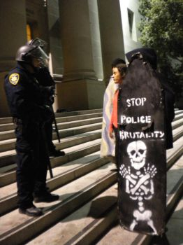 Stop Police Brutality by ValleRogers