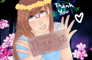 Thank You by Pheomi