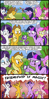 Comic: Passive Aggression is Magic by sophiecabra