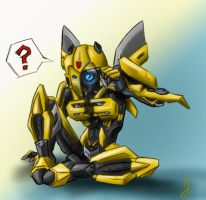 Bumblebee: Is It Safe to Look? by D34tHn0Te