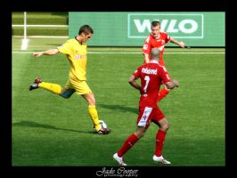 Kehl in action by Cooperama