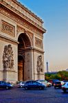 The Arc de Triomphe 2 by AlanSmithers