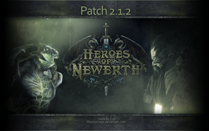 Heroes of Newerth 2.1.2 Patch by Moonymage