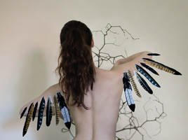 Paper Wings by Anina-Bird