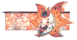 Volcarona Go-Out Sign
