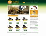 Wallas Dog Food E-shop V1 by palneera