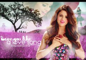 Blend Selena Gomez by osessedfamous