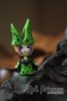 Cell puppet by theredprincess