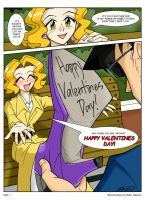 Mimete's Valentine Happiness page 1 by ArthurT2015