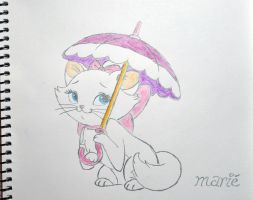 Marie the pinky cutie by BoltKennel