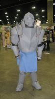 Al from FMA by ChrisXLee