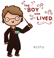 Rory Williams: the boy who lived. by LetsSaveTheUniverse