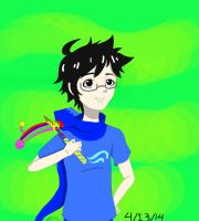 John Egbert by lilykitten1998